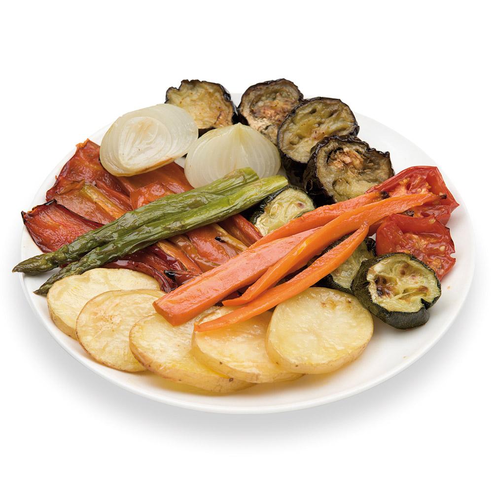 La Botiga dels canelons Crossandra - Verdures al forn
